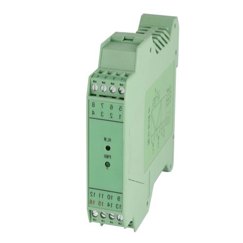 栅开关量输入将来自危险区的有源或无源开关量信号